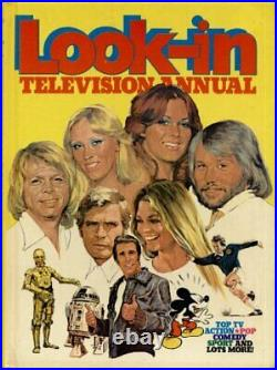 Look-In Television Annual 1979 by Independent Television Book The Cheap Fast