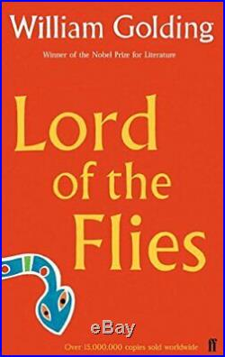 Lord of the Flies Educational Edition by William Golding Paperback Book The