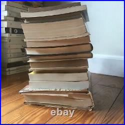 Lot of 23 William S Burroughs Poetry Books Clippings Bukowski Kerouac 1st WOW