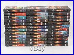 Lot of 36 DOCTOR WHO ADVENTURES 9th & 10th Doctors Complete Set BBC Books