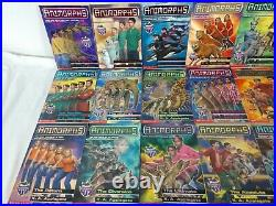 Lot of 62 ANIMORPHS Complete Set 1-54 + 8 Extras Mega Alterna & Chronicles