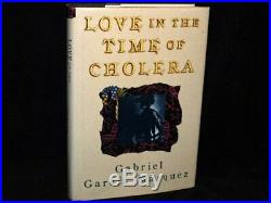 Love In The Time Of Cholera by Gabriel Garcia Marquez Hardback Book The Cheap