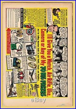 Marvel Tales #121 (altas, 1953) Fine+ (6.5) Classic Undead Cover Scarce Book