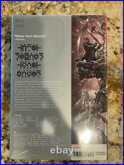 Marvel X of Swords Omnibus OOP DM Variant Hardcover Hickman Duggan Howard Sealed