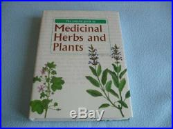 Medicinal Herbs and Plants Book The Cheap Fast Free Post
