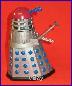 Mega-rare BOXED Denys Fisher (aka Mego) Dalek, 1977. Doctor Who