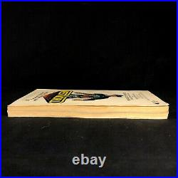 Michael Crichton's WESTWORLD Rare 1974 Special Book Club Edition Paperback HBO