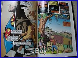 Miracleman Apocrypha RARE Eclipse Books Hardcover Neil Gaiman