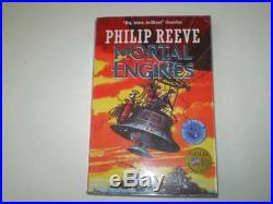 Mortal Engines by Reeve, Philip Book The Cheap Fast Free Post