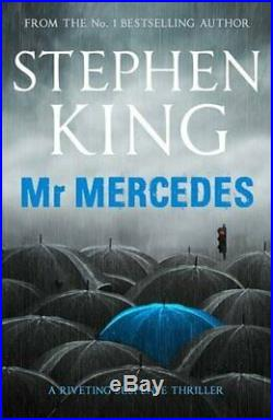 Mr Mercedes by King, Stephen Book The Cheap Fast Free Post
