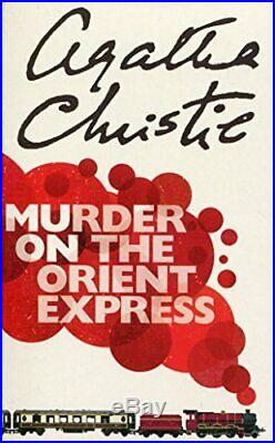 Murder on the Orient Express (Poirot) by Christie, Agatha Paperback Book The
