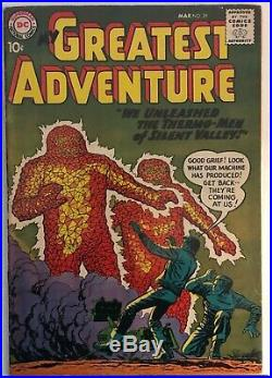 My Greatest Adventure Bundle, 8 Books Silver Age DC NO RESERVE
