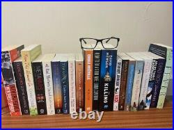 NEW Fiction BOOKS HUGE job lot mixed of approximately 400 mixed reading books