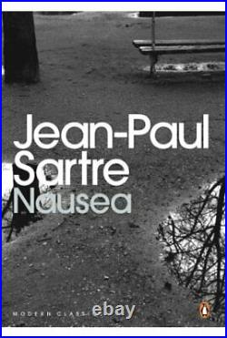 Nausea (Penguin Modern Classics) by Sartre, Jean-Paul Paperback Book The Cheap