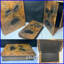 Necronomicon Evil Dead Stash Box Book Box Set of 3