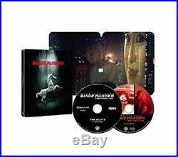 New Blade Runner Final Cut & lt 4K ULTRA HD & Blu-ray set (2-Pack) Steel Book