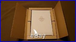 New Brandon Boyd So The Echo Hard Cover Book Incubus Rare Art Vellum Dust Jacket