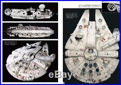 New Star Wars Chronicles Episode IV, V AND VI Vehicles Visual Book Japan Gakken