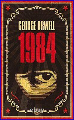 Nineteen Eighty-four (Penguin Essentials) by George Orwell Paperback Book The