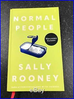 Normal People by Sally Rooney Book The Cheap Fast Free Post