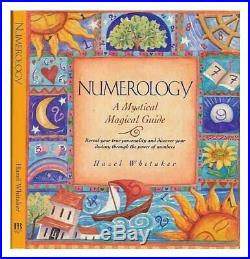 Numerology a Mystical, Magical Guide by Whitaker, Hazel Hardback Book The Cheap