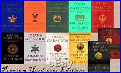 OUTLANDER by Diana Gabaldon ULTIMATE Gift Collection HARDCOVER Set of Books 1-11