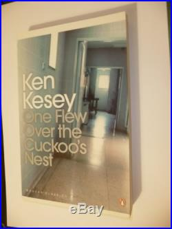 One Flew Over the Cuckoo's Nest by Kesey, Ken Book The Cheap Fast Free Post