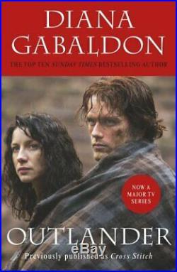 Outlander (Outlander 1) by Gabaldon, Diana Book The Cheap Fast Free Post