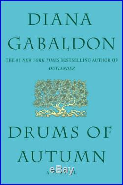 Outlander Set by Diana Gabaldon (Books 1-8 in Series) Larger Trade Paperback 9x6