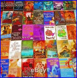 PARANORMAL ROMANCE Paperback Book Lot INSTANT COLLECTION -Free Shipping
