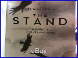 PS Publishing The Stand Stephen King, 3 BOOK SET IN SLIPCASE, gift ed. Signed