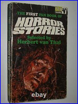 Pan Book of Horror Stories Volume 1 Paperback Book The Cheap Fast Free Post