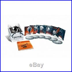 Phantasm 6 x Blu-Ray Boxset + Book Limited 3000 OOP Don Coscarelli