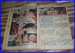 Planet Comics #44 comic book fine 6.0