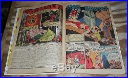 Planet Comics #47 comic book very good/fine 5.0