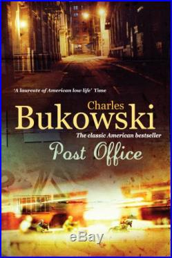 Post Office A Novel by Bukowski, Charles Paperback Book The Cheap Fast Free