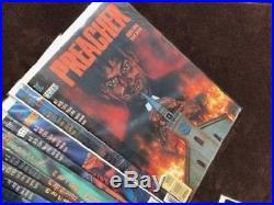 Preacher Complete NEAR MINT Run/set 1-66+ (77 books) the boys vertigo saints