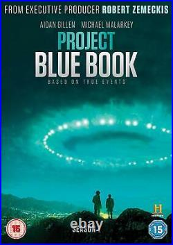 Project Blue Book (DVD) Aidan Gillen, Laura Mennell, Michael Harney