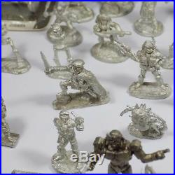 RAFM's Rifts Palladium Books vintage 25mm metal sci fi figures job lot RARE