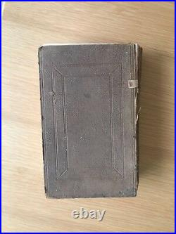 Rare Book First edition Anatomy descriptive surgical Henry Gray published 1858