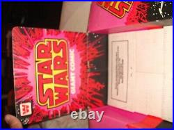 Rare Star Wars Store Display 1978 Oversized Whitman Comic Book 24 Display
