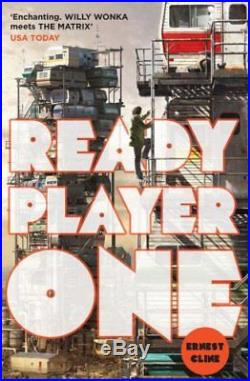 Ready Player One by Cline, Ernest Book The Cheap Fast Free Post