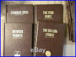 Robert A. Heinlein Heinlein Juvenile Series 12 books Virginia Edition