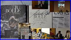 Roberto Bolle Fabrizio Ferri Voyage Into Beauty Signed Book 1/1 HC DJ Ballet