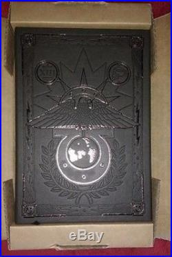 Roboute Guilliman Lord of Ultramar Limited Edition Book Great Cond #1026