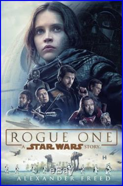 Rogue One A Star Wars Story by Freed, Alexander Book The Cheap Fast Free Post