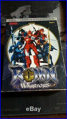 Ronin Warriors Complete Collection Book 1 & 2