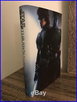 SDCC EXCLUSIVE 2018 Star Wars THRAWN ALLIANCES variant book