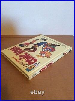 SIGNED & SKETCHED John Kricfalusi K Presents! Spumco Comic Book HC Ren Stimpy