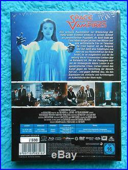 SPACE VAMPIRES lifeforce ltd. Edition 500 Media Book 9007150263164 RAR